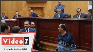 """حبس 2 من متهمى """"أحداث مجلس الوزراء"""" سنة بتهمة إهانة المحكمة"""