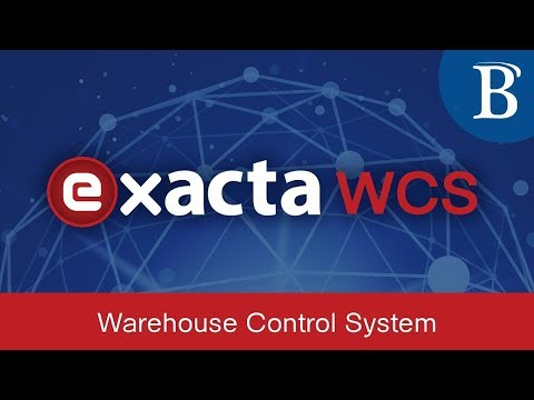ExactaWCS: Supply Chain Software | Warehouse Control & Execution System
