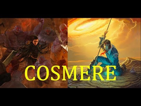 THE COSMERE IS COMING TO THE SCREEN - Stormlight Archive, Mistborn, Warbreakers, etc..