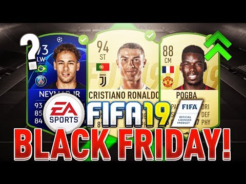 WHEN TO BUY YOUR PLAYERS FOR BLACK FRIDAY! 💰- FIFA 19 BLACK FRIDAY MARKET CRASH GUIDE #2