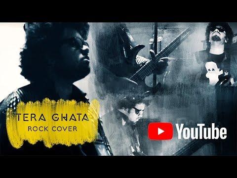 Tera Ghata - Saayan Tewari | Rock-Metal Guitar Cover | Gajendra Verma