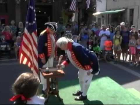 50th Annual Nevada CIty Constitution Day Parade