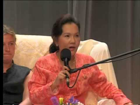 Face Life with Courage-Lecture by Supreme Master Ching Hai in London, England June 9, 1999
