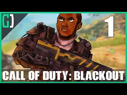 [1] Call of Duty Blackout w/ GaLm and friends thumbnail
