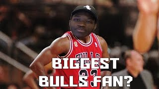 Am I The Biggest Chicago Bulls Fan On YOUTUBE?