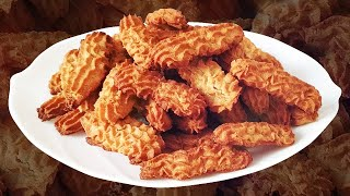 Песочное печенье. Печенье на овсяной муке для диабетика и здорового питания