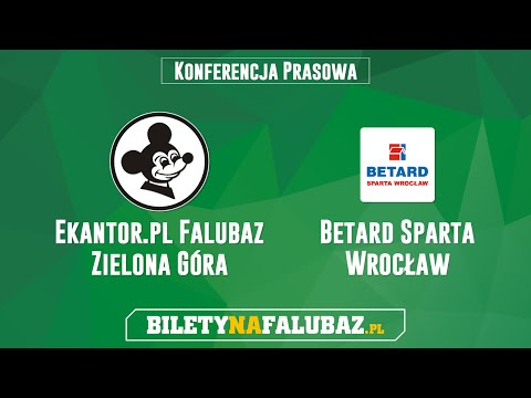 Konferencja prasowa przed meczem Ekantor.pl Falubaz Zielona Góra - Betard Sparta Wrocław from YouTube · Duration:  23 minutes 31 seconds