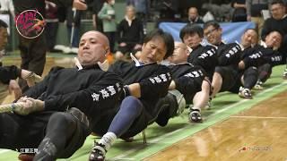 【4K】けーぶるにっぽん 躍動!JAPAN プライドを賭け心つなげ 綱引