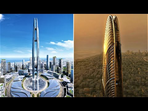 Dubai Plans New Iconic Skyscraper | Burj Jumeirah