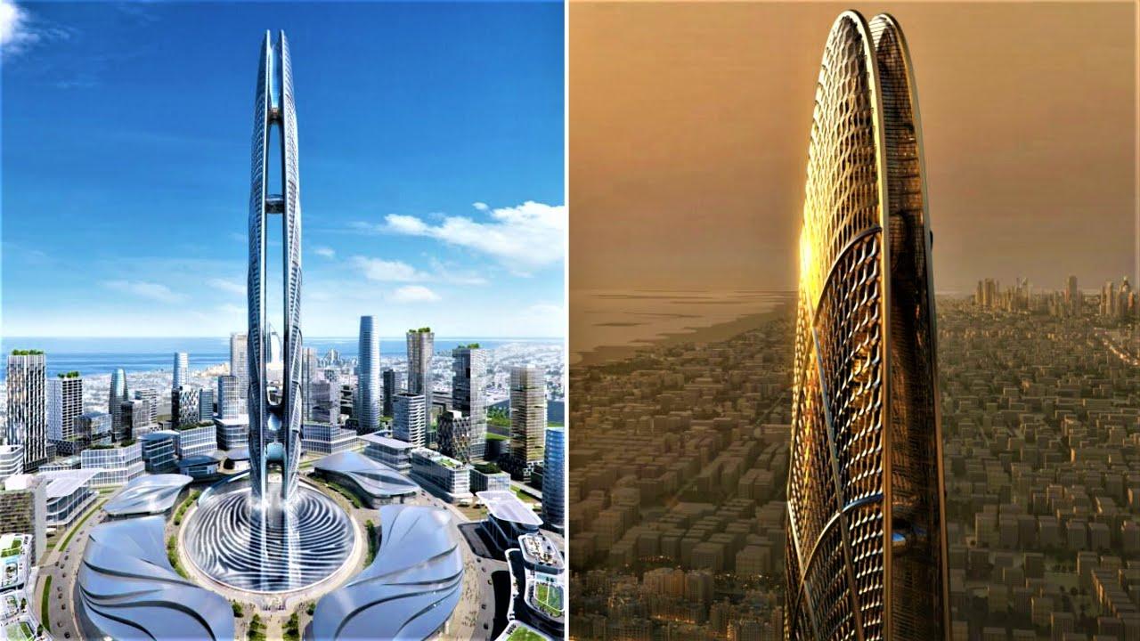 Dubai Plans New Iconic Skyscraper Burj Jumeirah Youtube