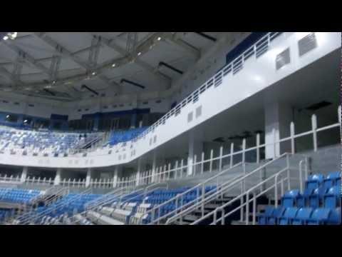 Дворец спорта юбилейный город Тверь