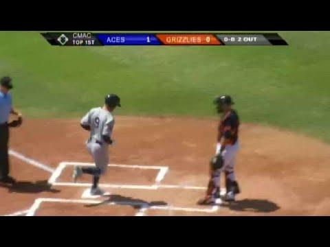 Reno's Walker clubs solo home run