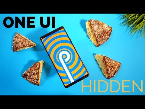 Galaxy Note 9 Official OneUI Android Pie Update - 7 HIDDEN Features !