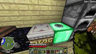 Sezon 2 Minecraft Modlu Survival Bölüm 14 - Havuz