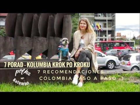 7 PORAD, JAK PRZYGOTOWAĆ SIĘ DO PODRÓŻY DO KOLUMBII // Cómo prepararse para Colombia?