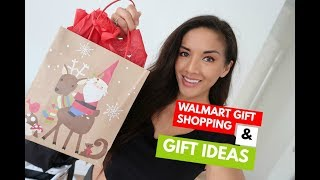 Walmart Shopping Adventure + Holiday Gift Ideas