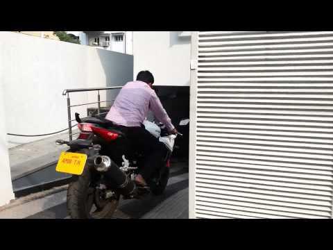 Sports bike  Hyderabad India
