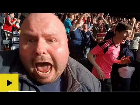 Greig stott on bbc sport scotland 13/8/17