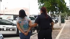 Dozens of women arrested in Hollywood massage parlor bust