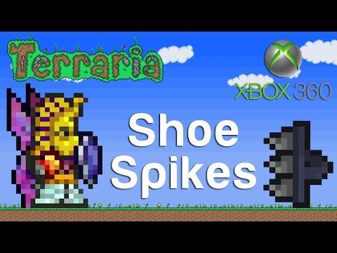 Terraria Xbox - Shoe Spikes [153]