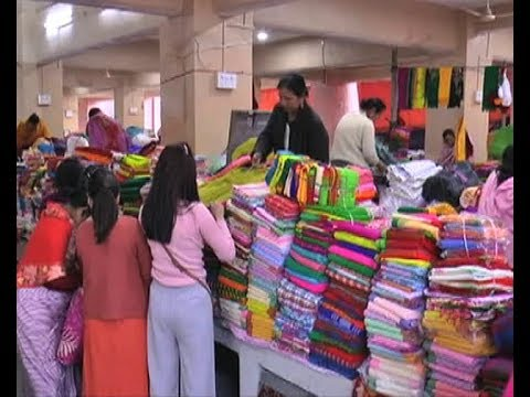 Asia's largest all-women market re-opens to the public in Imphal: Manipur News in Manipuri