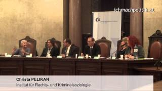 HUMAN RIGHTS TALKS: Muss Strafe sein?