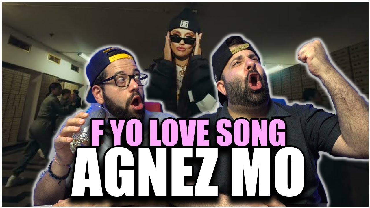 LOVE ANGEZ MO!! AGNEZ MO - F Yo Love Song (Official Music Video) *REACTION!!
