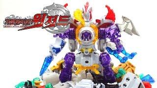 가면라이더 위자드 프라몬스터 장난감 합체 놀이 소개 Kamen Rider Wizard PlaMonsters Combinations toy Review \u0026 Play