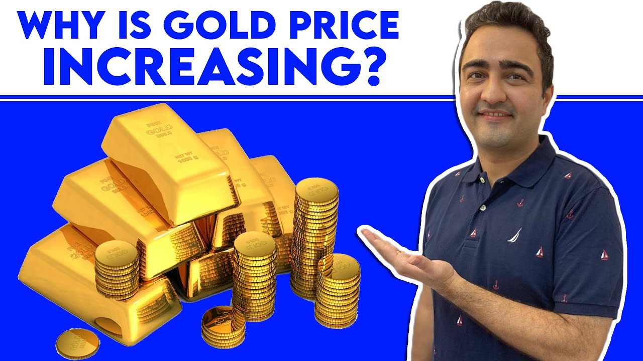 Why GOLD prices are rising?क्या है सोने की चमक का असली सच|Factors that affect Gold price explained