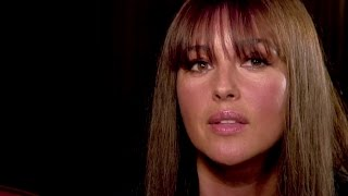 """Interview with Monica Bellucci """"Close Up"""" 2013"""