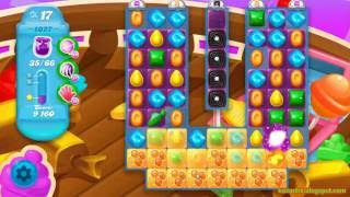 Candy Crush Soda Saga Level 1027  (Newest Version, No Boosters)