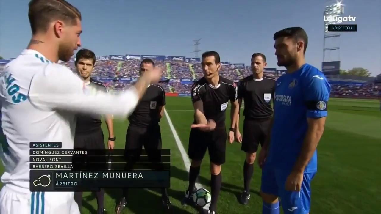 Download Getafe vs Real Madrid 1-2 - All Goals & Extended Highlights - La Liga 14/10/2017 HD