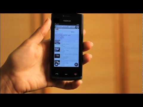 Nokia 500 - smartphone with powerful 1GHz processor -reviews 2011 india 3G+GPS+Wi-Fi+5 MP CAM.