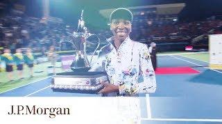 Explore the Dubai Duty Free Tennis Championships | J.P. Morgan