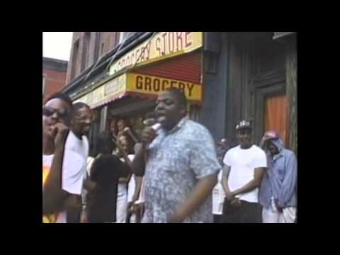 Biggie - 1989 - Freestyle Live From Bedford-Stuyvesant Block Party [Brooklyn, NY]