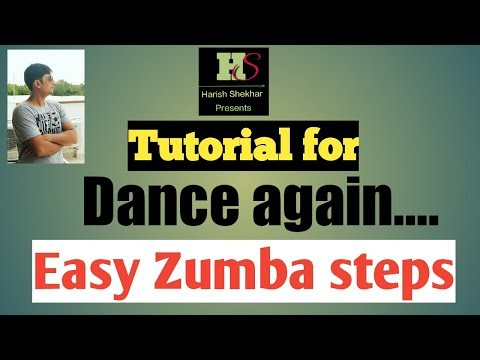 Easy Zumba steps | Zumba for beginners | Dance again