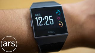 Fitbit Ionic smartwatch full review - every feature detailed | Ars Technica