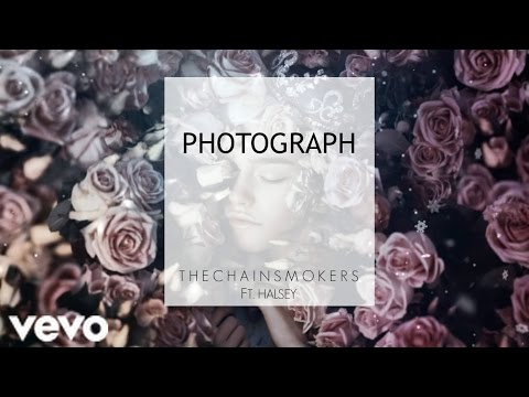 The Chainsmokers - Photograph (Audio) Ft. Halsey