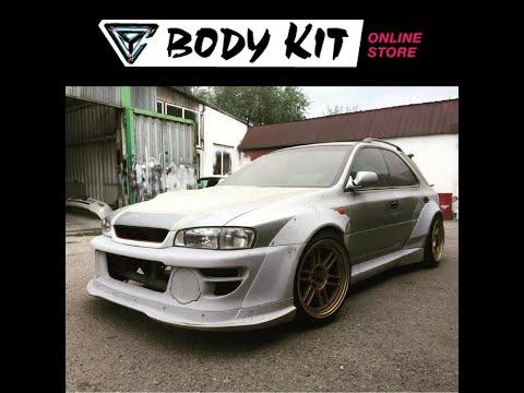 Body Kit Rocket Bunny Subaru Impreza WRX STI GC GF 1994-2000