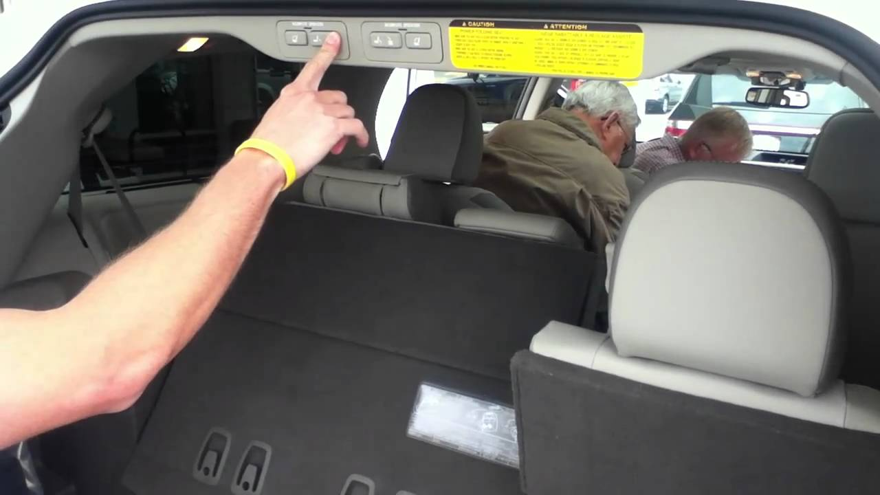 2011 Toyota Sienna Limited - YouTube