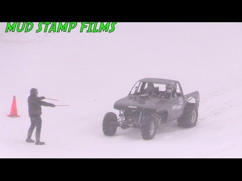 SUPER MODIFIED RACES- Schuss Mountain Snow Challenge