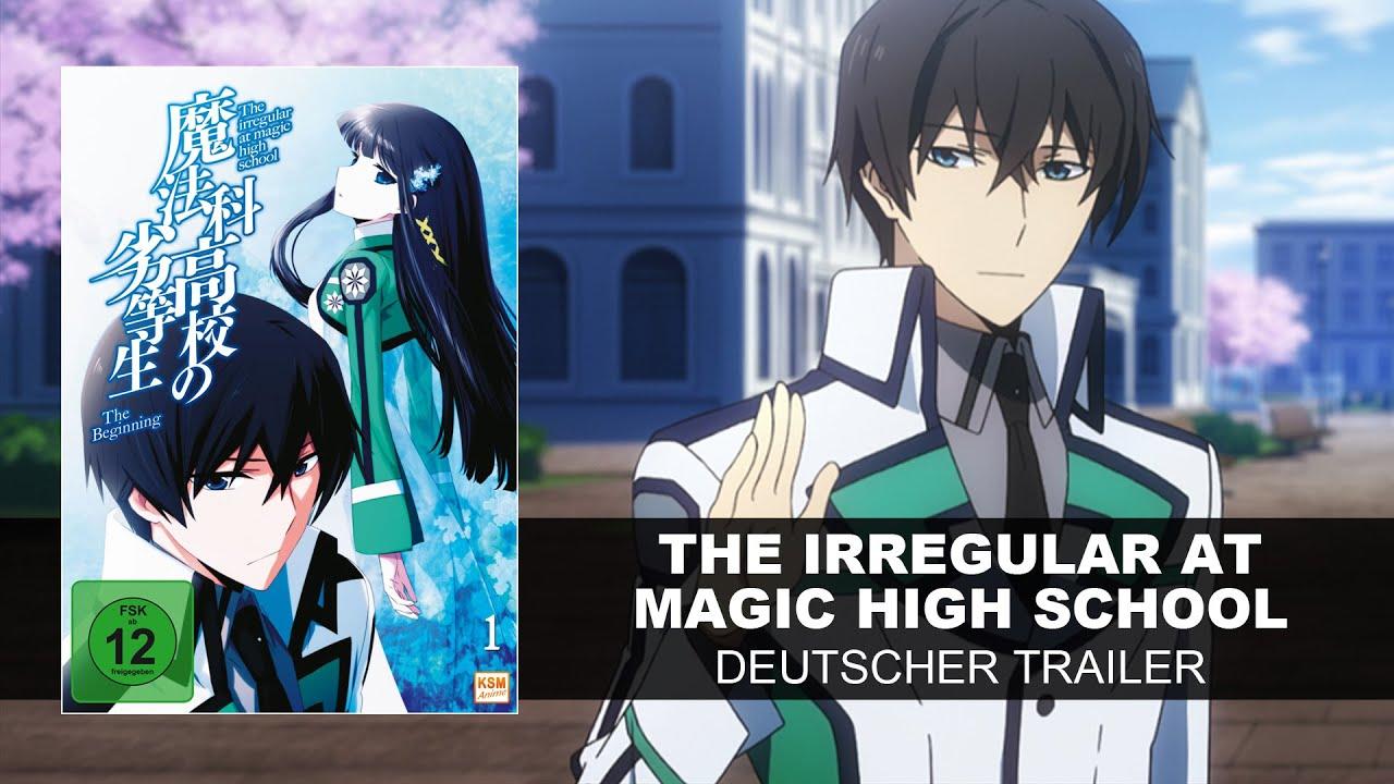 The Irregular At Magic High School Deutscher Trailer -8619