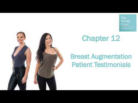 Breast Augmentation Patient Testimonials, Best Rated Real Patient reviews