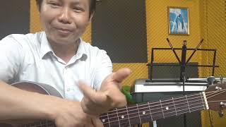 Dạy Guitar cơ bản cho người mới bắt đầu học Bài 1