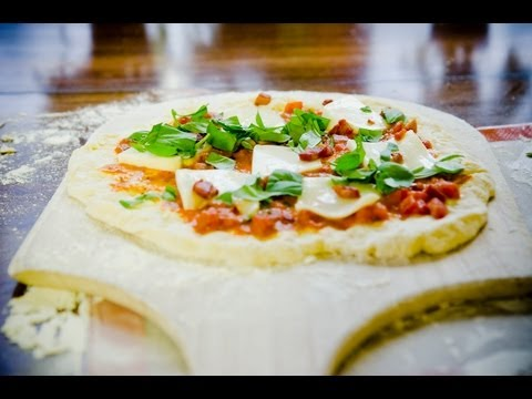 Homemade Italian Pizza