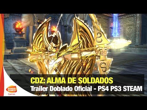 Los Caballeros del Zodiaco: Alma de Soldados - Trailer Doblado Oficial - Bandai Namco Latinoamérica
