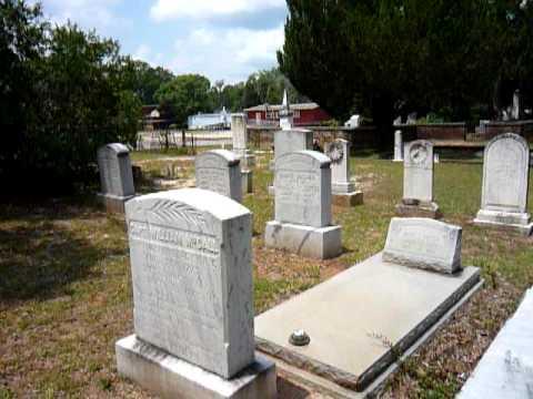Cpt William McCall's grave Quincy, FL