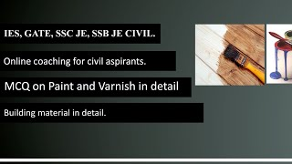 paint and varnish in hindi