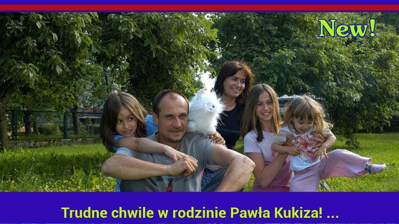 Trudne chwile w rodzinie Pawła Kukiza! Chodzi o zdrowie jednej z córek!