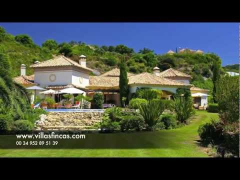 Exclusive and most luxury and expensive country estates andalusia